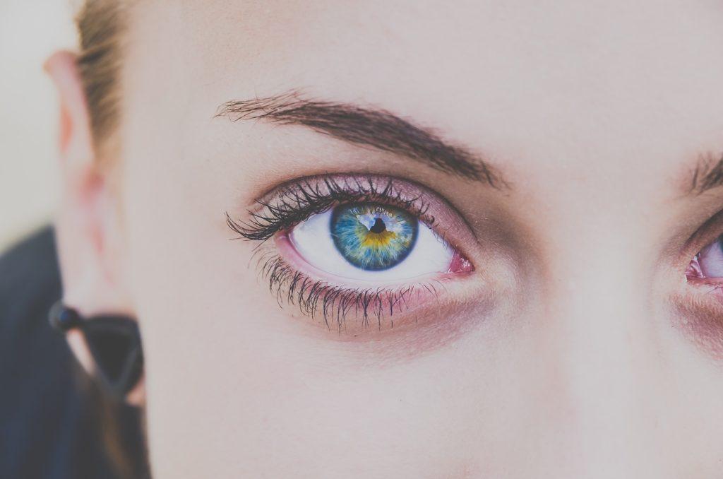 beauté regard